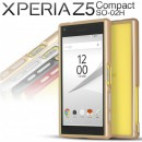 Xperia Z5 COMPACT SO-02Hメタルバンパー