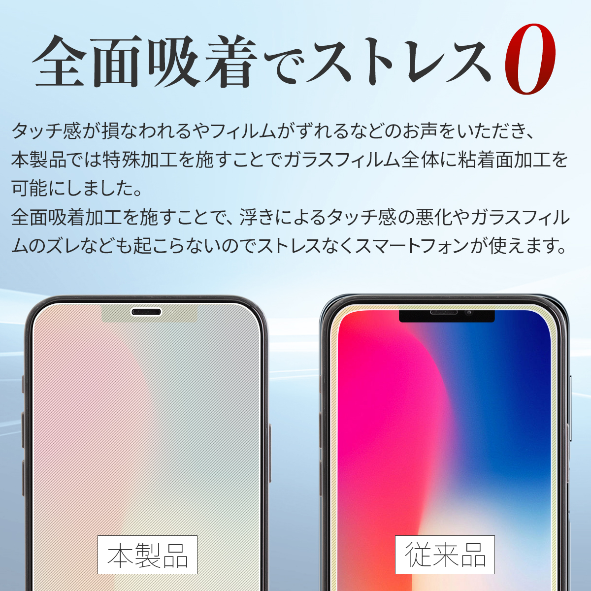 iPhone12mini iPhone12 iPhone 12 Pro Max 強化ガラス保護フィルム 9H